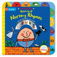 Lucy Cousins Treasury of Nursery Rhymes Book and CD