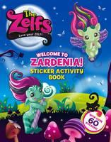 The Zelfs Sticker Book (Paperback)