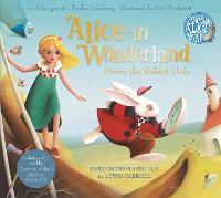 Alice in Wonderland: Down the Rabbit Hole Book and CD Pack
