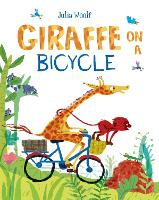 Giraffe on a Bicycle (Paperback)