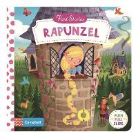 Rapunzel - Campbell First Stories (Board book)