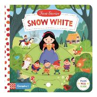Snow White - Campbell First Stories (Board book)