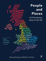 People and Places:  A 21st-Century Atlas of the UK (Paperback)