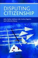 Disputing Citizenship (Hardback)
