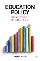 Education Policy: Evidence of Equity and Effectiveness (Hardback)