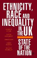 Ethnicity, Race and Inequality in the UK: State of the Nation (Paperback)