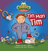 Bug Club Comics for Phonics Set 01-02 Pink A Tin-Man Tim - BUG CLUB (Paperback)