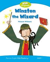 Level 1: Winston the Wizard - Pearson English Kids Readers (Paperback)
