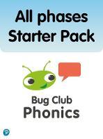 Bug Club Phonics All Phases Starter Pack (134 books) - Phonics Bug