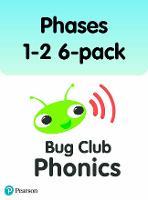 Bug Club Phonics Phase 2 6-pack (144 books) - Phonics Bug