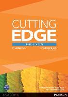 Cutting Edge Intermediate Students' Book and DVD Pack