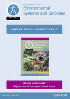 Pearson Baccalaureate Environmental Systems and Societies ebook only edition for the IB Diploma - Pearson International Baccalaureate Diploma: International Editions