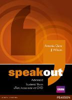 Speakout Advanced Students' Book eText Access Card with DVD - speakout