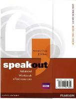 Speakout Advanced Workbook eText Access Card - speakout (Digital product license key)
