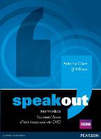 Speakout Intermediate Students' Book eText Access Card with DVD - speakout