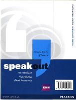 Speakout Intermediate Workbook eText Access Card - speakout (Digital product license key)