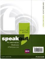 Speakout Pre-Intermediate Workbook eText Access Card - speakout (Digital product license key)