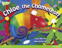 Stepping Stones: Chloe the Chameleon - Green Level (Paperback)