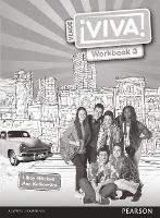 Viva! 3 Verde Workbook (pack of 8) - Viva!