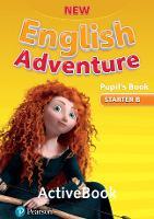 New English Adventure GL Starter B Pupil's Book - English Adventure (Paperback)