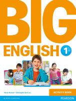 Big English 1 Activity Book - Big English (Paperback)