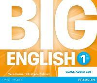 Big English 1 Class Audio - Big English (CD-Audio)
