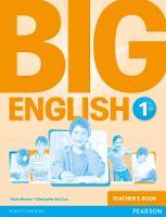 Big English 1 Teacher's Book - Big English (Spiral bound)