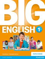Big English 1 Pupils Book stand alone - Big English (Paperback)