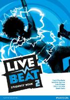Live Beat 2 Students' Book - Upbeat (Paperback)