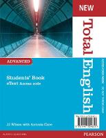 New Total English Advanced eText Students' Book Access Card - Total English (Digital product license key)