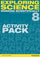 Exploring Science: Working Scientifically Activity Pack Year 8 - Exploring Science 4