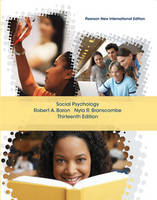 Social Psychology Pearson New International Edition, plus MyPsychLab without eText