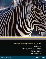 Marketing Pearson New International Edition, plus MyMarketingLab without eText