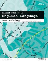 Edexcel GCSE (9-1) English Language Text Anthology: Edxcl GCSE(9-1) EngLang Anthology - GCSE English Language 2015 (Paperback)