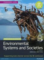 Pearson Baccalaureate: Environmental Systems and Societies bundle 2nd edition - Pearson International Baccalaureate Diploma: International Editions