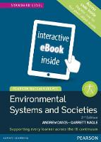 Pearson Baccalaureate: Environmental Systems and Societies 2e standalone etext - Pearson International Baccalaureate Diploma: International Editions