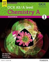 OCR AS/A level Chemistry A Student Book 1 + ActiveBook - OCR GCE Science 2015