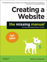 Creating a Website: The Missing Manual (Paperback)