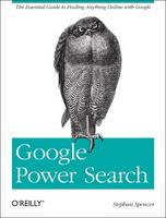 Google Power Search (Paperback)