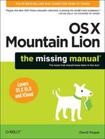 Mac OS X Mountain Lion: The Missing Manual (Paperback)