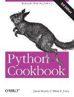 Python Cookbook: No. 3