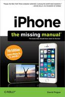 iPhone: The Missing Manual - The Missing Manuals (Paperback)