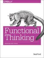 Functional Thinking (Paperback)