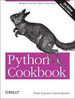 Python Cookbook (Paperback)