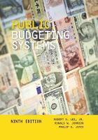 Public Budgeting Systems (Paperback)