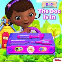 Doc Mcstuffin's - the Doc is in - Doctor Kit Book (Hardback)