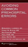 Avoiding Common Prehospital Errors (Paperback)