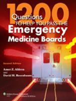 1200 Questions to Help You Pass the Emergency Medicine Boards (Paperback)