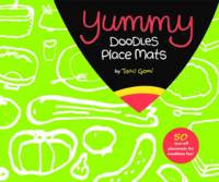 Yummy Doodles Place Mats