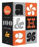House Industries Postcard Box